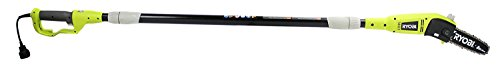 Ryobi RY43160 6 Amp 8' Bar Electric Corded 9 Foot Pole Saw Tree Pruner Trimmer