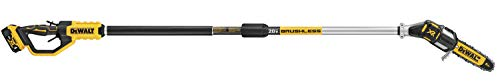 DEWALT 20V MAX XR Pole Saw, 15-Foot Reach (DCPS620M1)