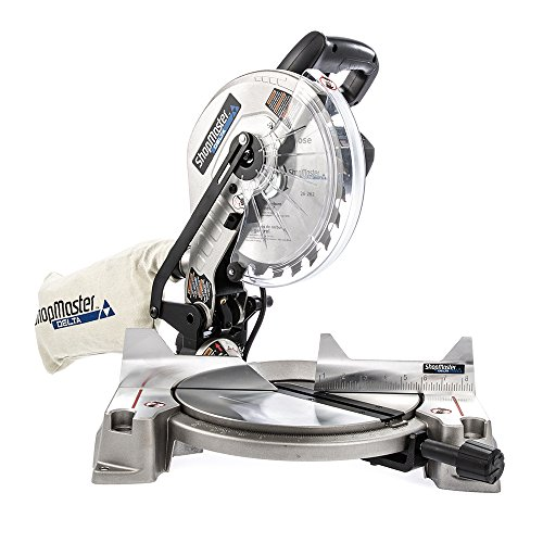 Delta Power Equipment Corporation S26-262L 10' Shop Master Miter Saw with Laser