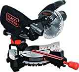 Black+Decker SM1850BD 7-1/4' Sliding Compound Miter Saw